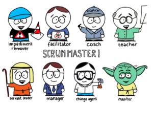 Scrum Master, Teambuilder of Agile Coach?